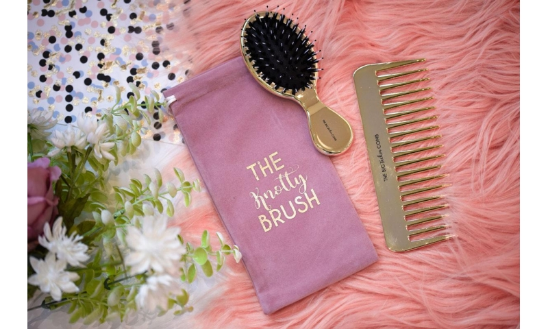 The Knotty Brush handbag heroes
